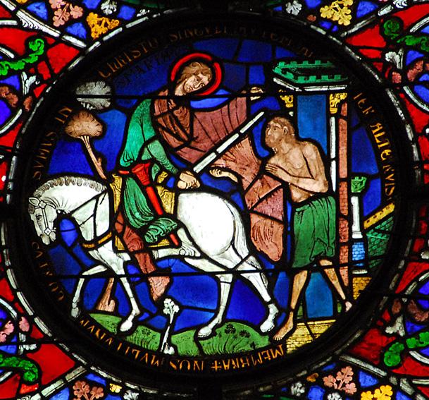 Svátek: Sv. Martin - Jeho Svátek A Legenda